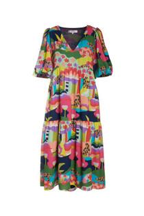 Crosby Brawley Dress, Sir Lanka