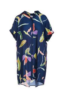 Crosby Callaway Dress, Blue Lily