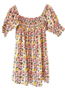 Grace Holiday Lucy Dress, French Fields