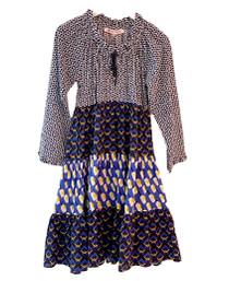 Ro's Garden Short Sonia Dress, Phoenix