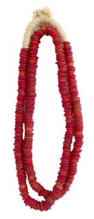Trade Beads, Matte Caramel Apple