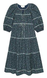 The Great Bonnet Dress, Patchwork Floral
