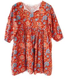 Grace Holiday Sully Dress, Auburn Botanicals