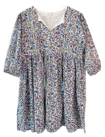 Grace Holiday Sully Dress, Ditzy Blue Field