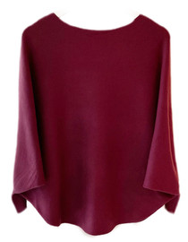 Kerisma Ryu Sweater, Bordeaux