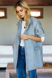 Emerson Fry Layering Jacket, Grey
