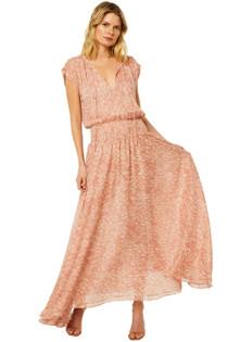 Misa Nessa Dress, Rose Python
