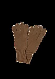 Hat Attack Cashmere Glove, Nude