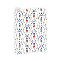 Dogwood Hill Toy Soldier Wrapping Paper Roll