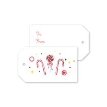 Dogwood Hill Gingerbread Village Gift Tags