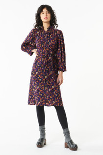 Antik Batik Paoli Dress, Purple
