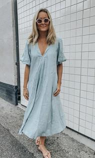 LJC Designs Charlotte Dress, Seafoam