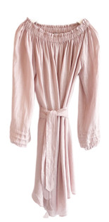 Andi Dress, Dust Pink