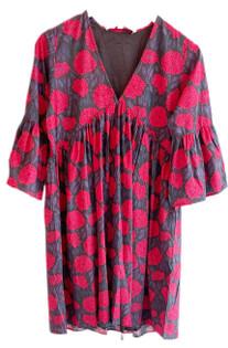 Ro's Garden Mia Dress, Tamara Burgundy
