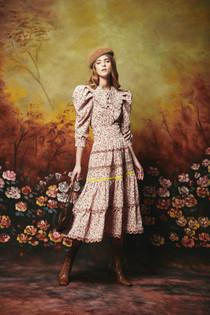 Celia B Caoba Skirt