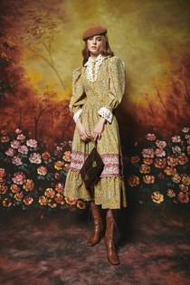 Celia B Figue Skirt