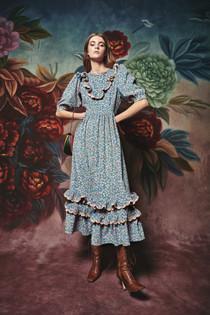 Celia B Abaca Dress
