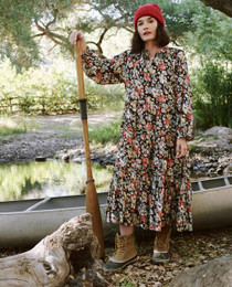 The Great Pasture Dress, Meadow Floral