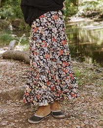 The Great Grove Skirt, Meadow Floral