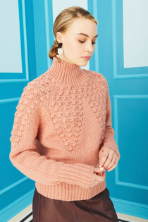 Marie Oliver Blaire Bauble Sweater, Ballet