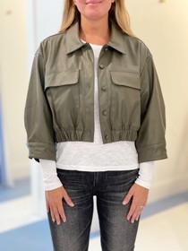 Sofia Emeri Jacket, Military