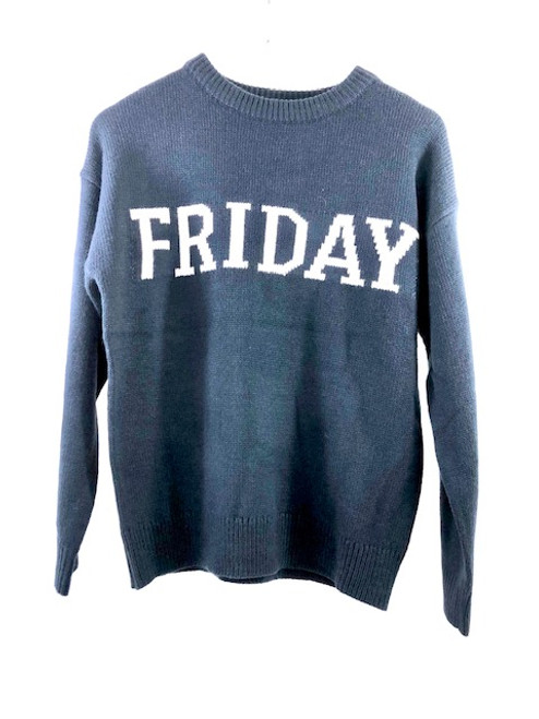 English Factory Weekday Sweater, Friday