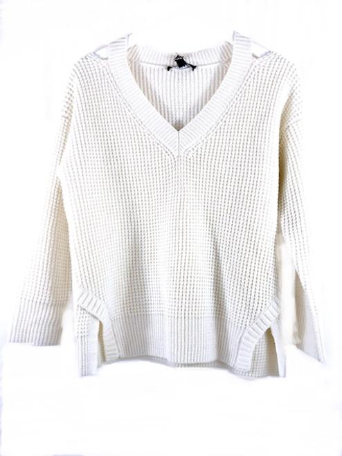 Acrobat Winter White Sweater