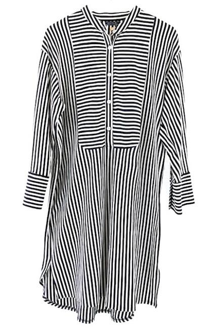 MDS Stripes Sofia Tunic Dress