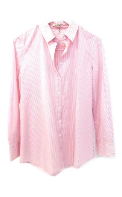 Tyler Boe Reed Pinstripe Shirt