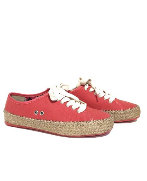 Emu Agonis Espadrille Sneaker, Coral