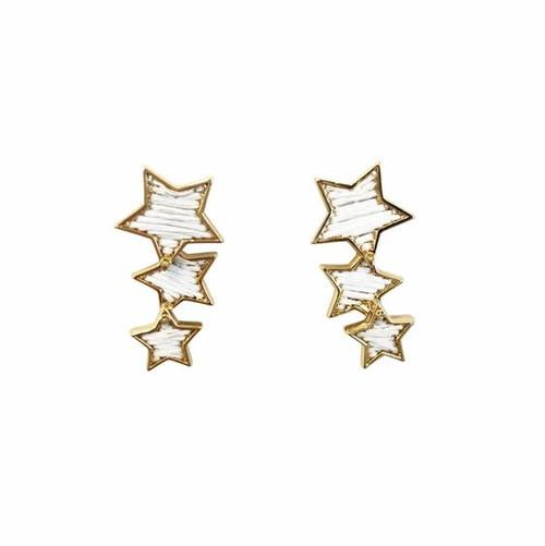 Mignonne Gavigan Star Triple Earring