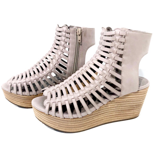 Chocolat Blu Weber Strappy Wedge