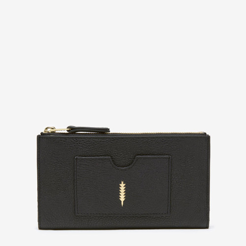 Thacker Nico Double Zip Wallet