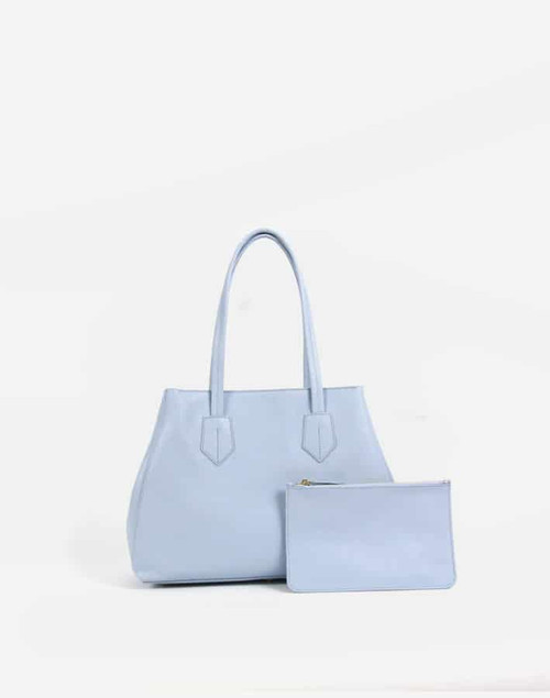 Neely & Chloe Number One Tote, Steel Blue