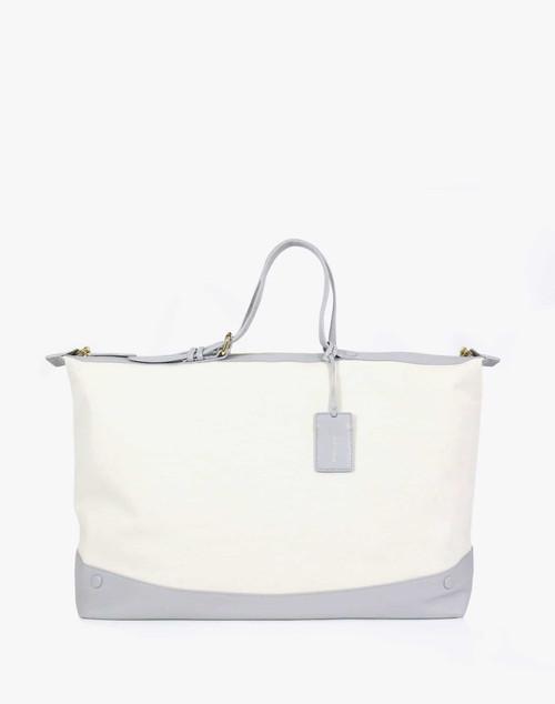 Neely & Chloe Weekender Bag, Stone