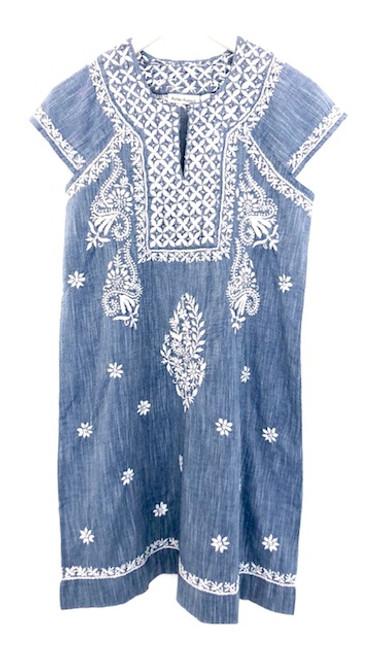 Roller Rabbit Faith Dress, Chambray
