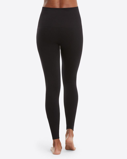 Spanx Look At Me Now Leggings, Black