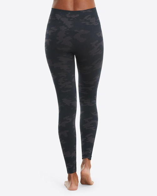 Spanx Look At Me Now Leggings, Camo