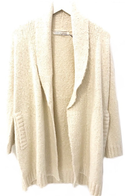 Cupcakes & Cashmere Ryder Cardigan, Oatmeal