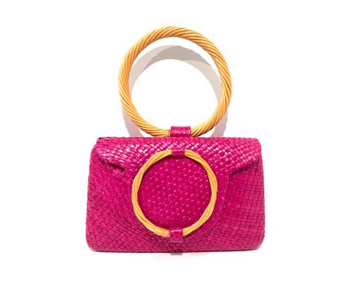 Serpui Sammia Bag, Pink