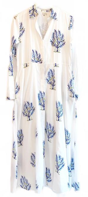 Livro Shirtdress, Blue Garden