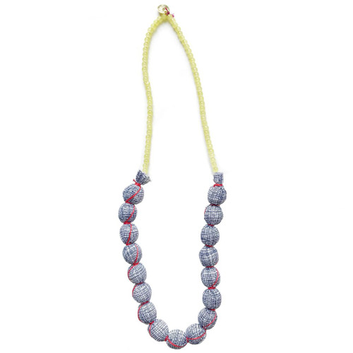 Gaia Beaded Necklace, Colette