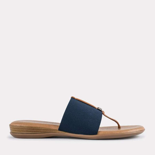 Andre Assous Nice Sandals, Navy