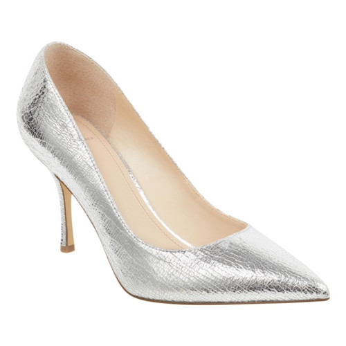 Marc Fisher Carter Pump, Silver