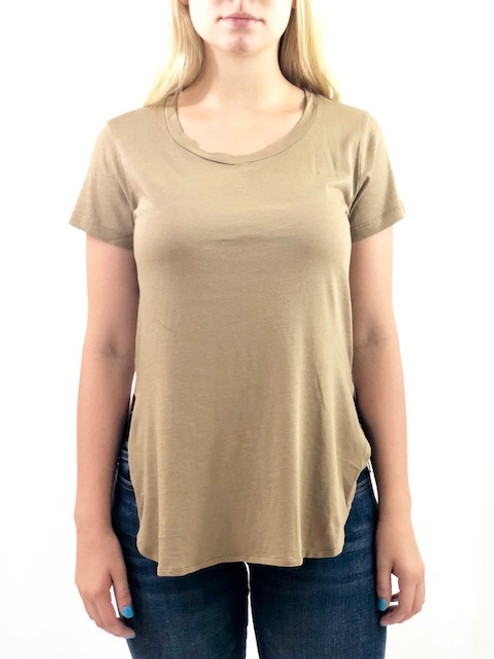 Bobi High Low Tee
