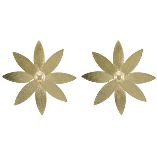Sheila Fajl Daisy Earrings