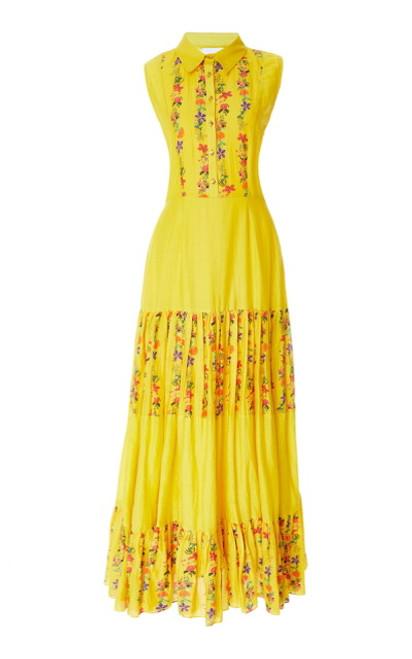Carolina K Sleeveless Nia Dress