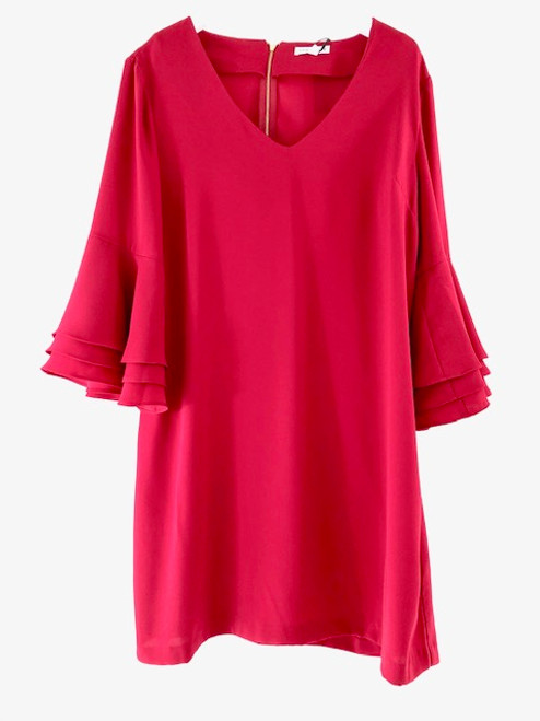 Anna Cate Kylie Dress, Red