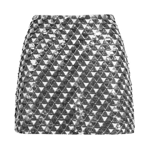 Anna Cate Kelby Sequin Mini Skirt
