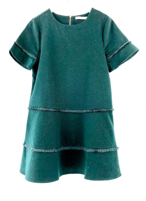 Marie Oliver Jillian Dress, Forest